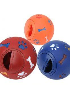 Rubber Ball Toy for Pets