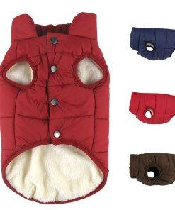 Winter Warm Coat for Dogs