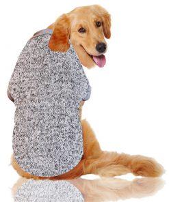 Warm Cotton Coat for Large Dogs