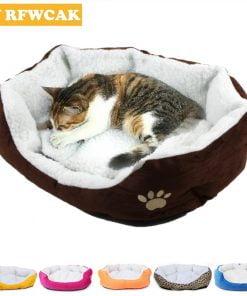 Soft Padded Cat Nest