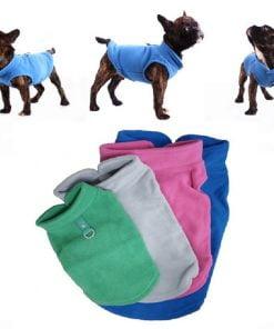 Winter Fleece Clothes for Dogs