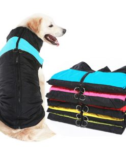 Winter Waterproof Pet Vest For dogs