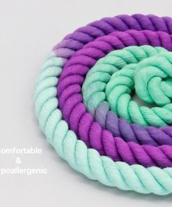 Colourful Rope Dog Lead