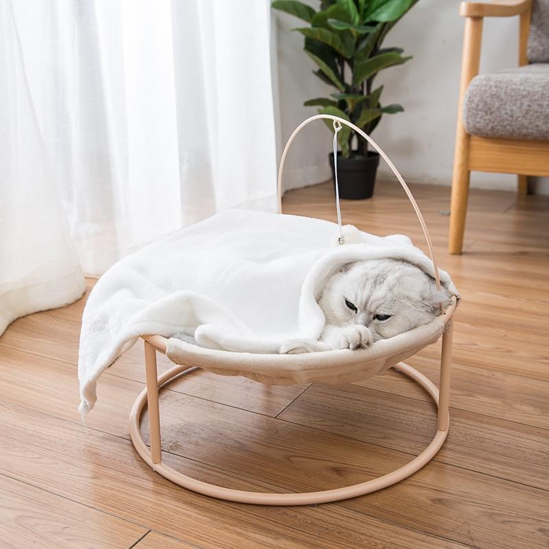 Hot Indoor Cat House Cat Accessories Paws Land