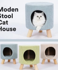 Cat Stool Nest