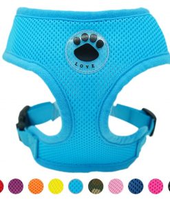 Soft Breathable Dog Vest Harness for small pets